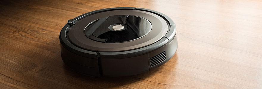 Les avantages d'un robot aspirateur