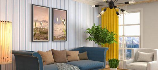 Décoration murale grand format originale et tendance
