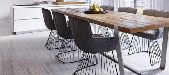 Choisir ses chaises de salle à manger