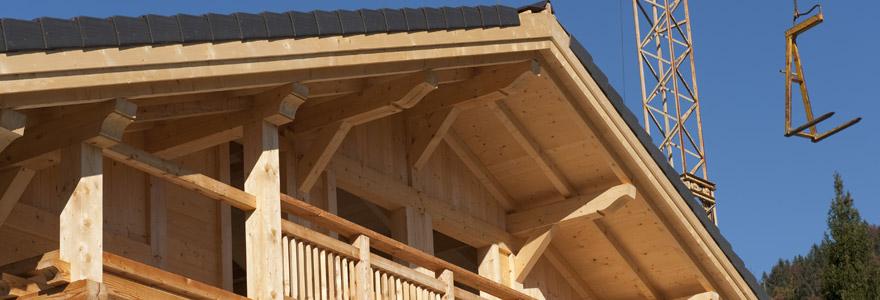 Construction de chalets